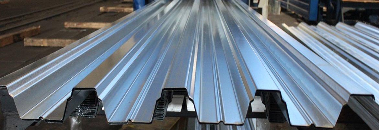 Профилированный лист для металлочерепицы